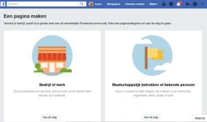 workshop zakelijke facebookpagina maken